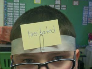 Vocabulary Headbands – Vocabulary Game