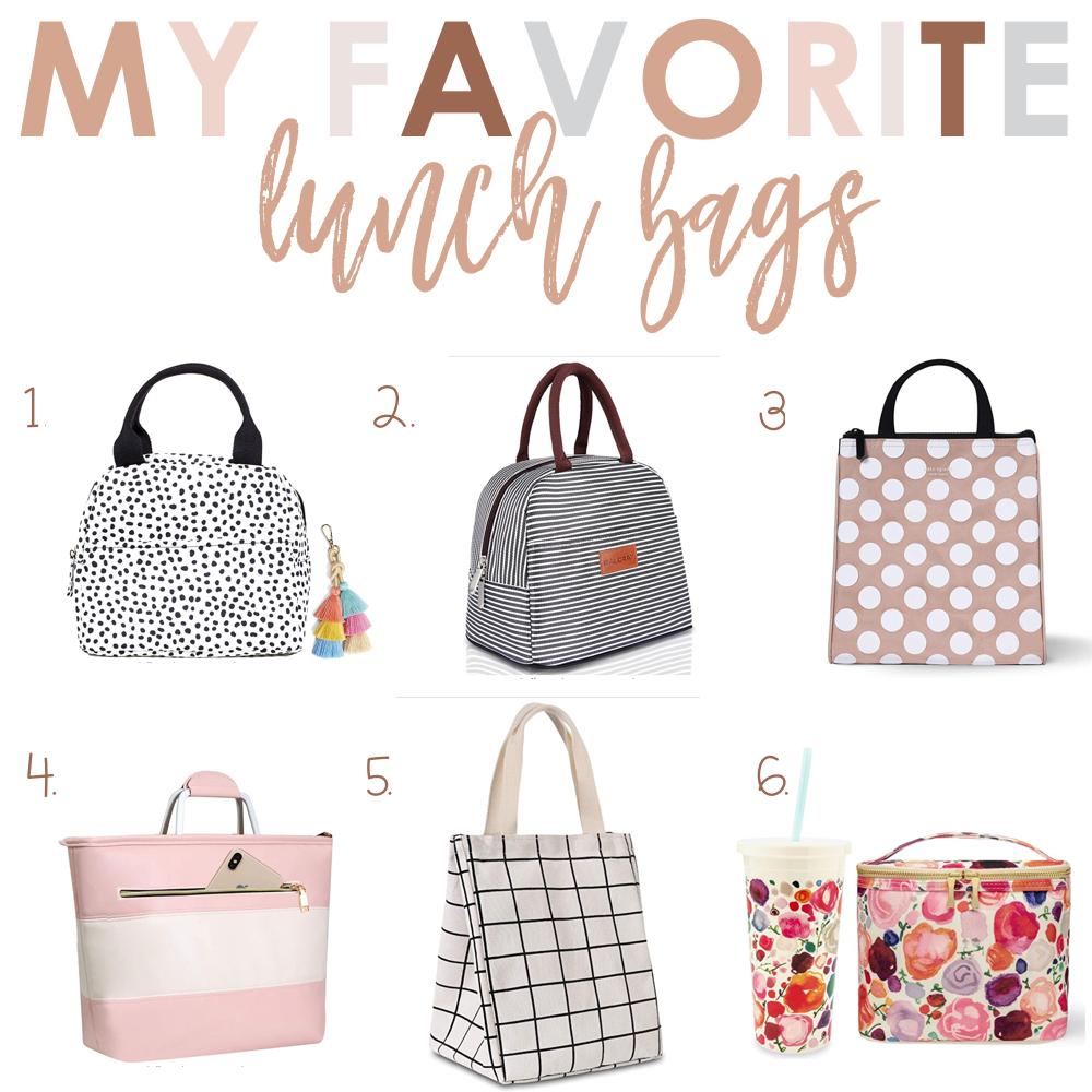 teacher lunch bag examples