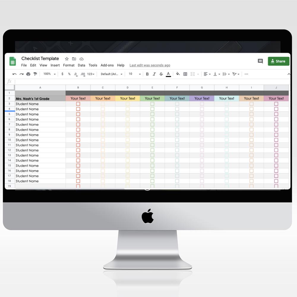 Stay Organized by Using Digital Checklists