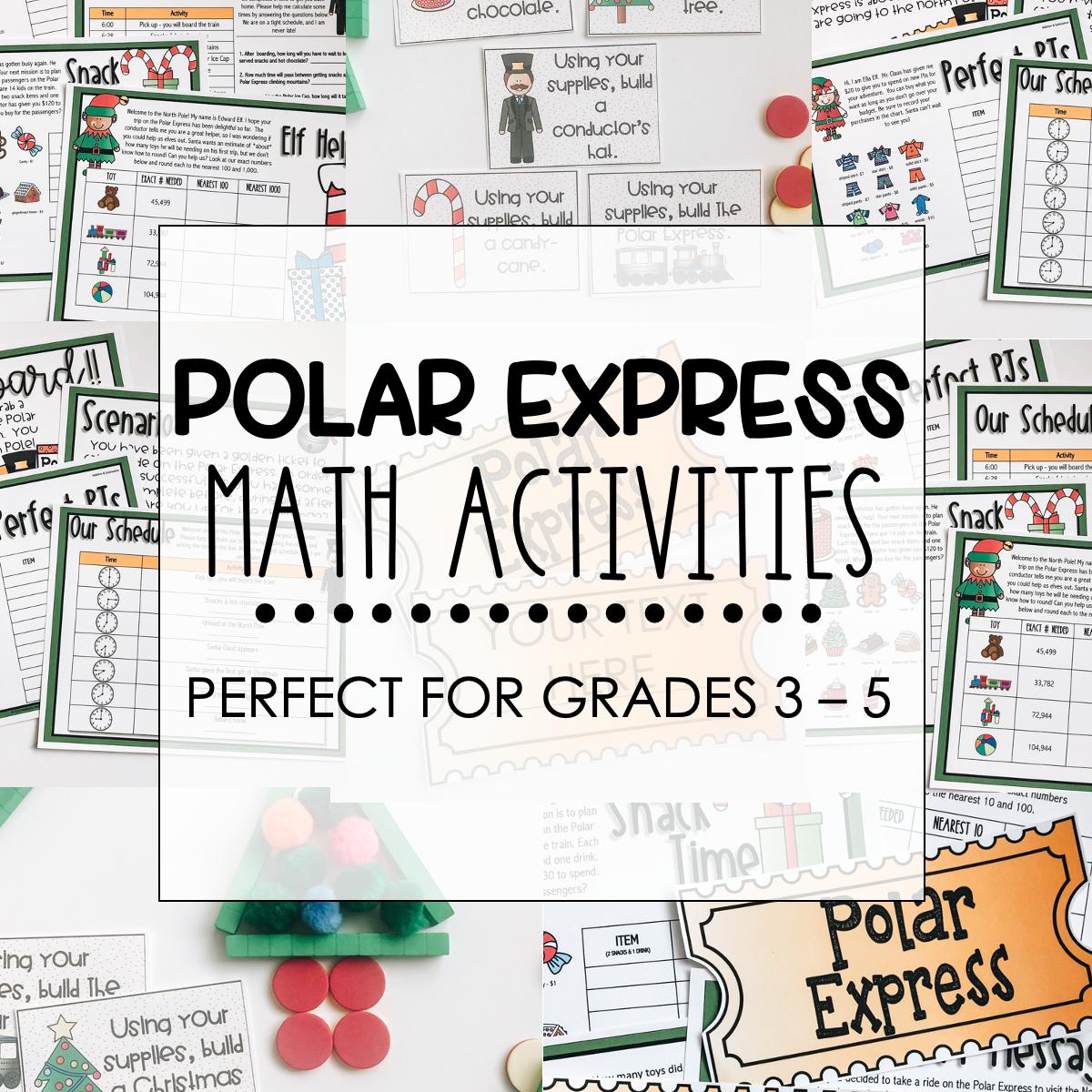 polar-express-math-activities