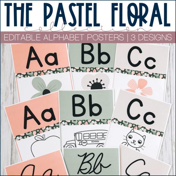 alphabet posters photo