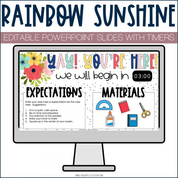 PowerPoint Slideshow Timer Slides Cover