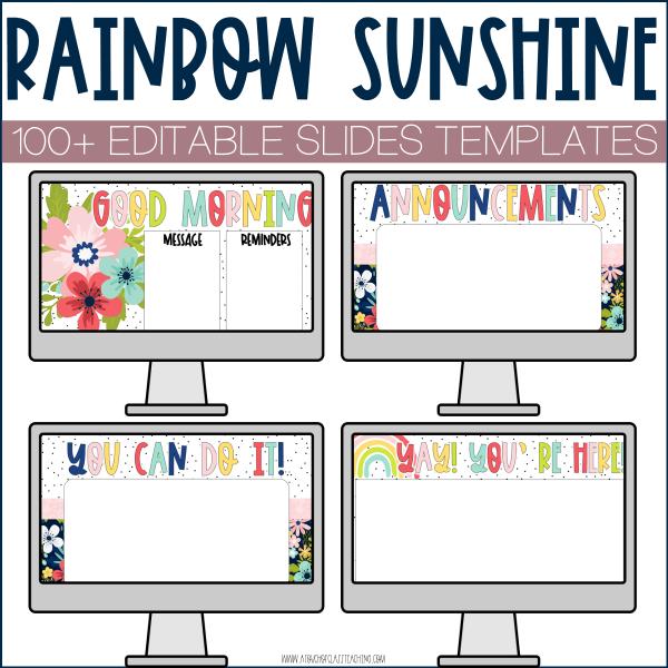 slideshow templates example