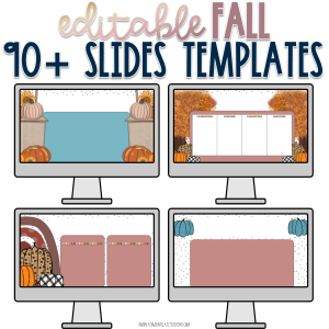 Fall Slides Templates Example