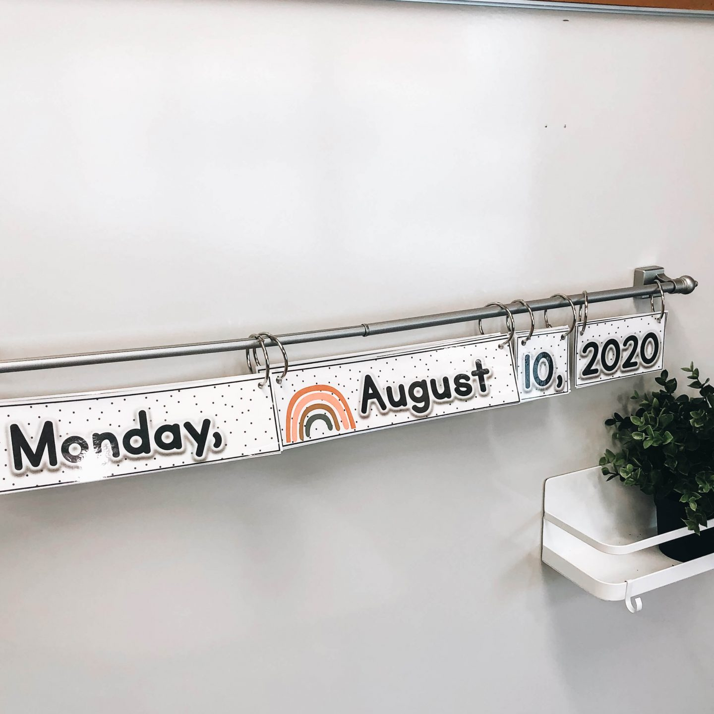 Tips for time management for teachers include using a calendar