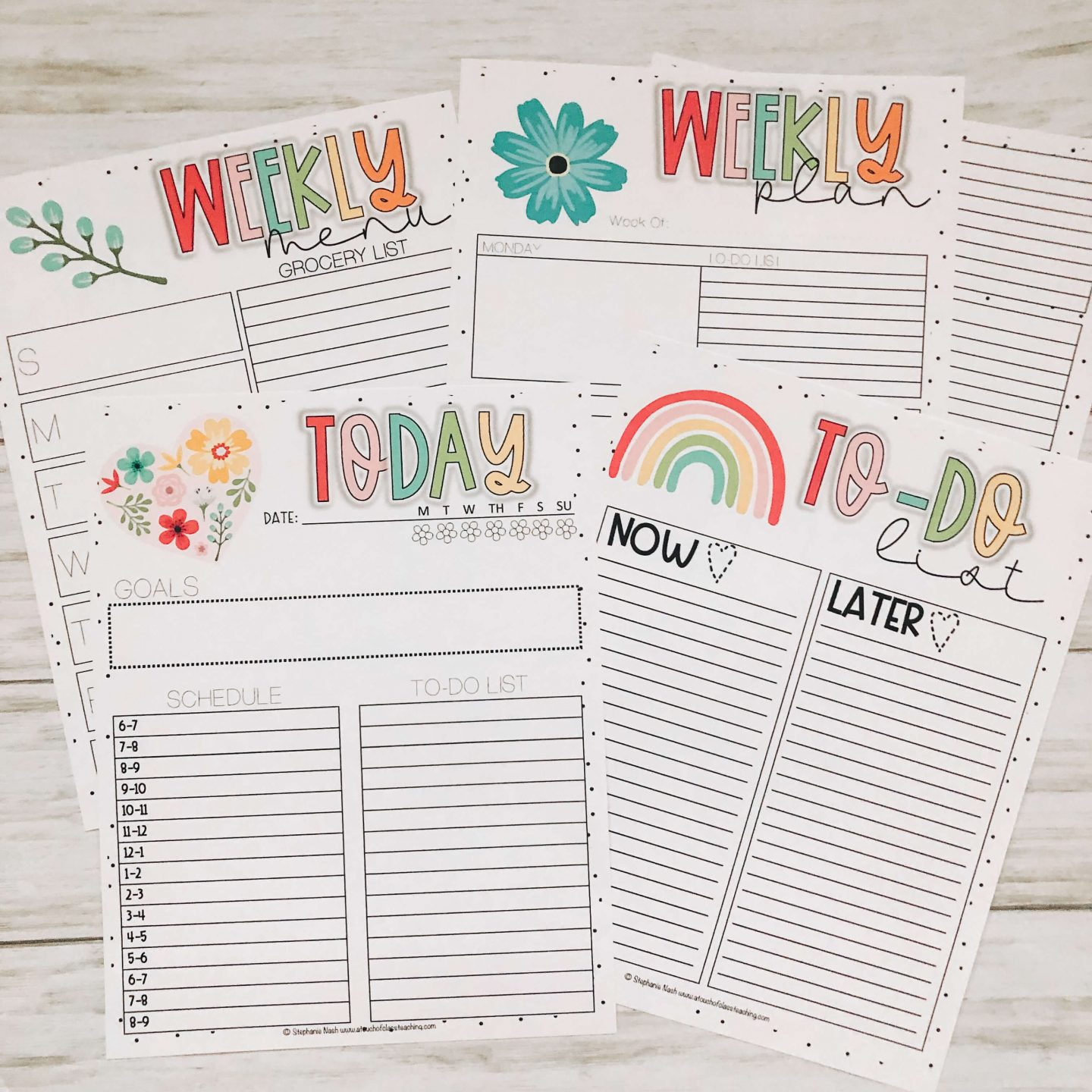 Tips for time management for teachers includes using a to-do list for everyday tasks.