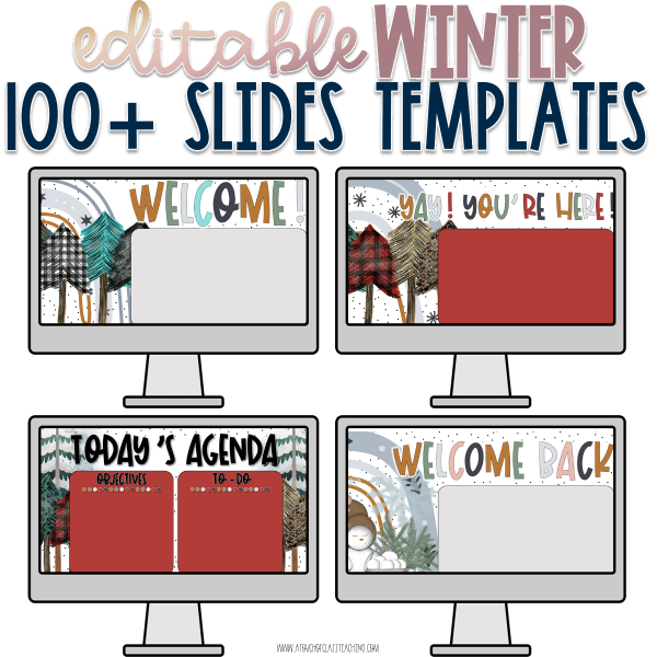 Winter Slides Templates