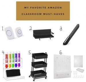 amazon teacher must haves