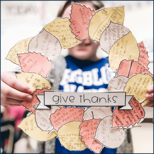 Grab this craft from the freebie vault to add to your thanksgiving activities for the classroom