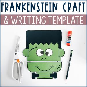 Frankenstein Craft Example