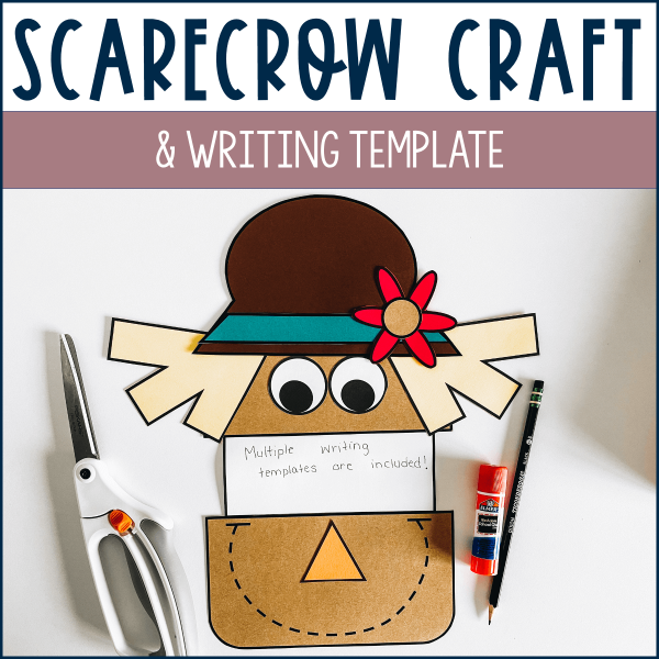 scarecrow craft example